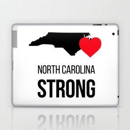 North Carolina strong / Hurricane season Laptop & iPad Skin