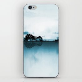 Nature Guitar Blues iPhone Skin