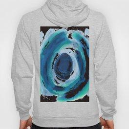 Blue Circle of Saddness Hoody