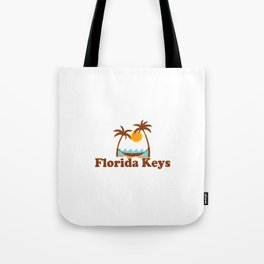 Florida Keys. Tote Bag