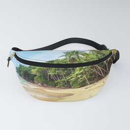 Tropical Beach - Landscape Nature Photography Fanny Pack