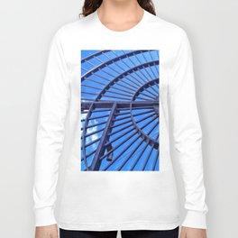 Blue Sky Gate Long Sleeve T-shirt