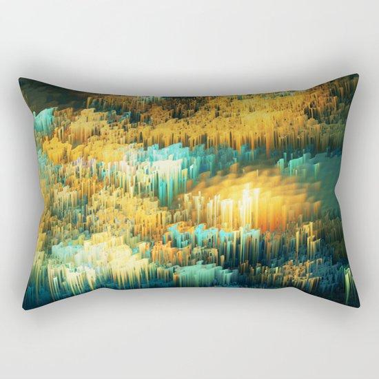 Underlying Birth Rectangular Pillow