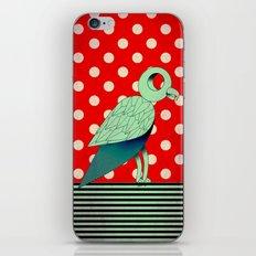 parrot dot ! iPhone & iPod Skin