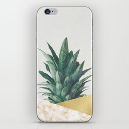 Pineapple Dip VII iPhone Skin