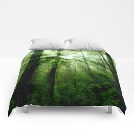 Joyful Forest Comforters