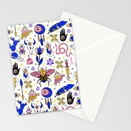 Magic pattern no1 Stationery Cards