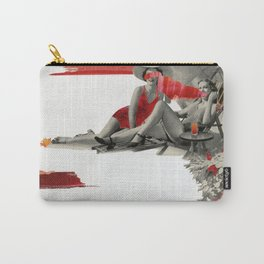 Paint A Picture Carry-All Pouch