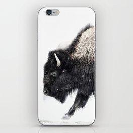 Prancing Buffalo iPhone Skin