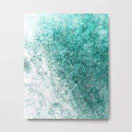 Sea Greenness Metal Print