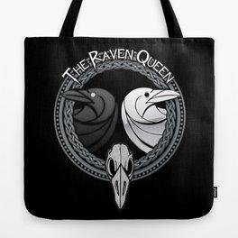 D&D - Raven Queen Tote Bag
