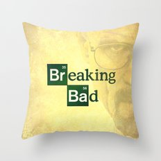 BREAKING BAD Cooking Version - for iphone Throw Pillow