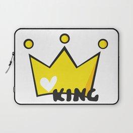King's crown Laptop Sleeve