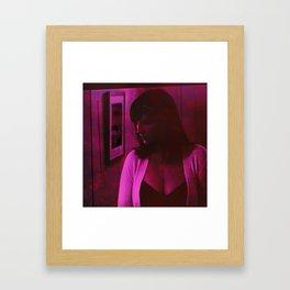 Dismay Framed Art Print