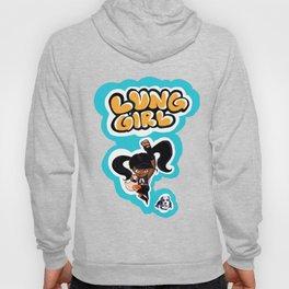 Lung Girl 2 Hoody