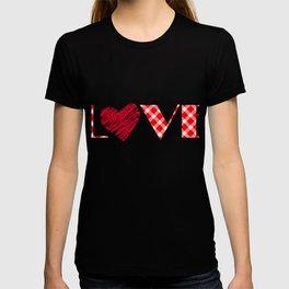 Valentinstag, love Valentine liebe T-shirt