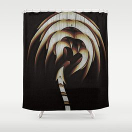 Figment Shower Curtain