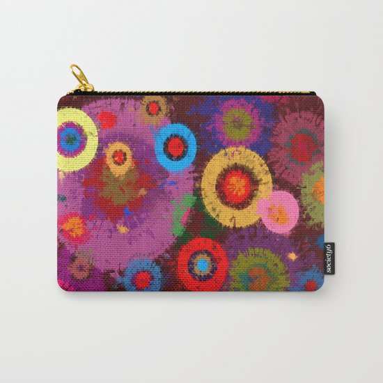 Abstract #360 Splirkles #2 Carry-All Pouch