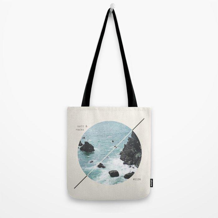 SALT & ROCKS Tote Bag