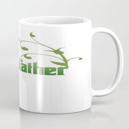 The Greenfather An Earthday Parody Coffee Mug