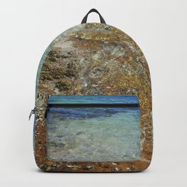 Water's Edge at Vincentia NSW Backpack