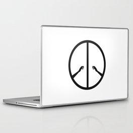 Peace struggle Laptop & iPad Skin