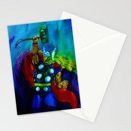 Thunder God (Thor) Stationery Cards