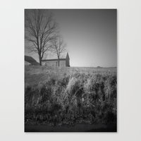 indiana Canvas Prints featuring indiana by Britannie Bond
