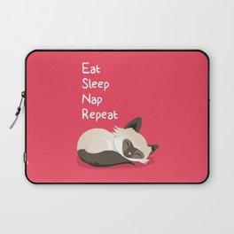 Cat's Life Laptop Sleeve