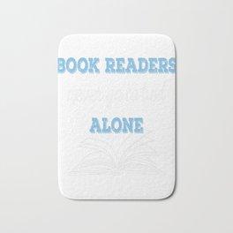 Book Reader Bath Mat