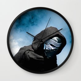 KYLO REN - DARKSIDE Wall Clock