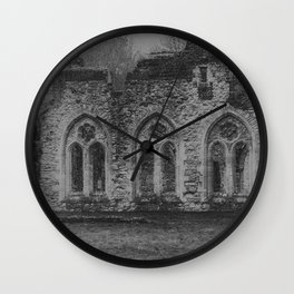 The Arches. Wall Clock
