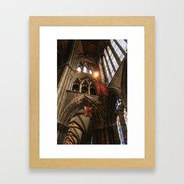 Glasgow Cathedral III Framed Art Print