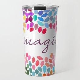 Imagine [Collaboration with Garima Dhawan] Travel Mug