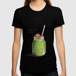 La Cuisine Fusion - Smoothie with Chouriça T-shirt
