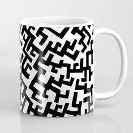 Not a Maze Coffee Mug