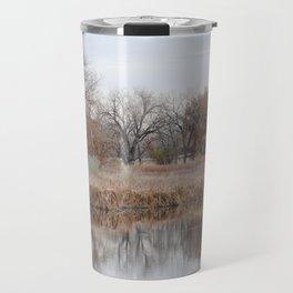 Lake_RockyMtn_03 Travel Mug