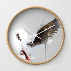 Pi C Wall Clock