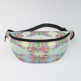 Butterfly Pizzazz Fanny Pack