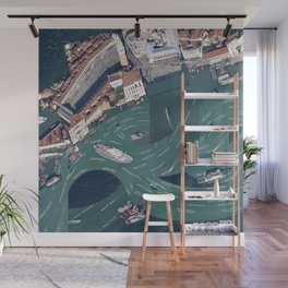 Venice is not Amsterdam Wall Mural