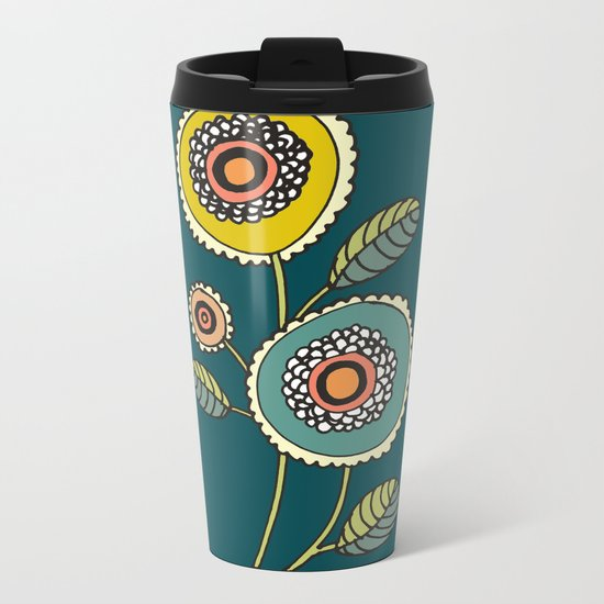petites amies Metal Travel Mug