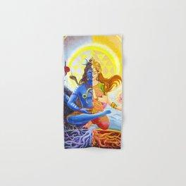 Shiva and Shakti Hand & Bath Towel