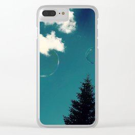 Expect Miracles Photography Clear iPhone Case