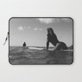 Surfer girl Laptop Sleeve