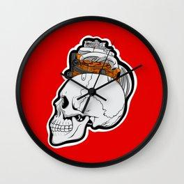 Petrol Head Wall Clock