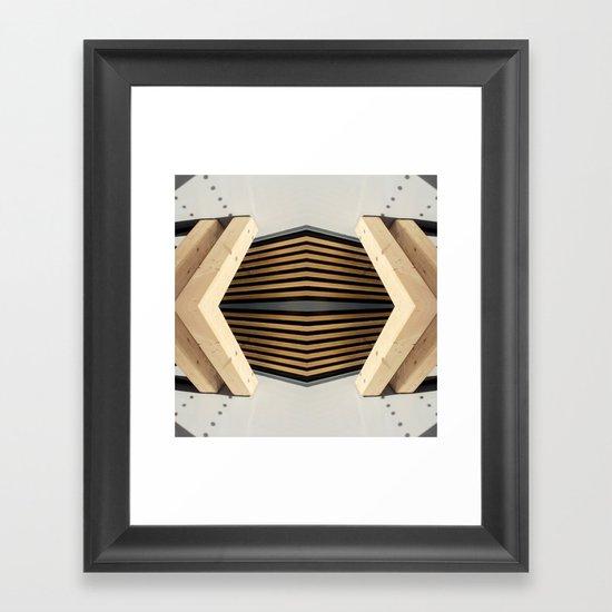 Architecture II Framed Art Print
