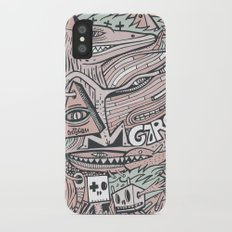 Hirsute Slim Case iPhone X