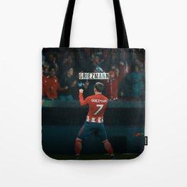 Antoine Griezmann Tote Bag