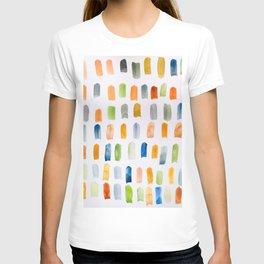 Watercolor Brush Strokes T-shirt