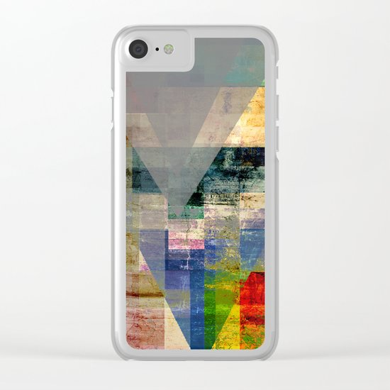 Spitzbergen II Clear iPhone Case